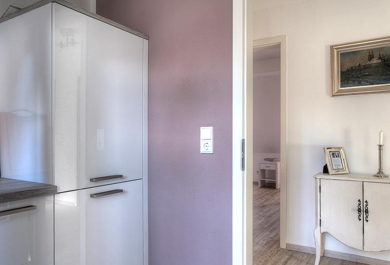 Kueche-Flur-apartment-xenia-meissen